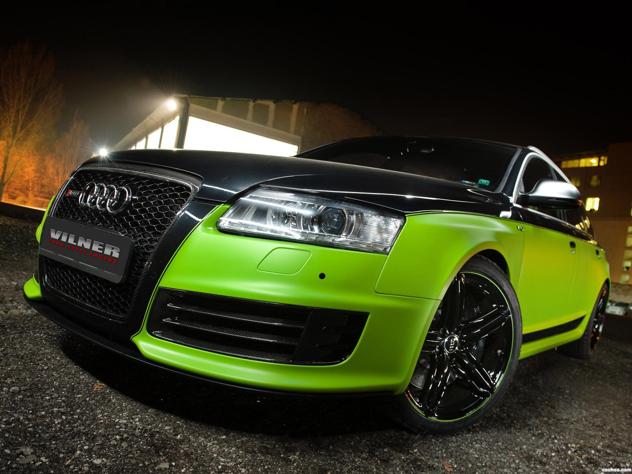 Foto 0 de Audi Vilner RS6 2012