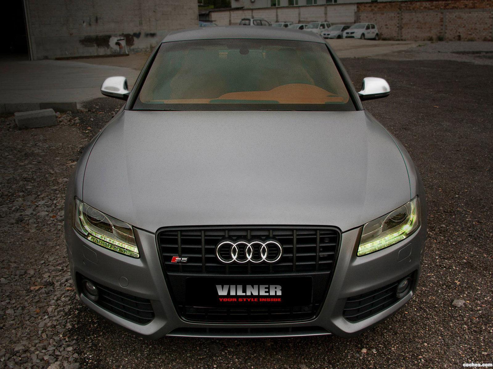 Foto 0 de Audi Vilner S5 2012