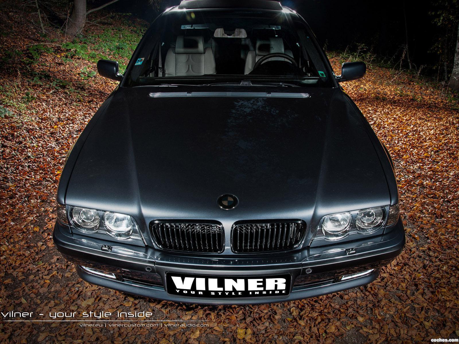 Foto 0 de Vilner BMW Serie 7 750 V12 2014