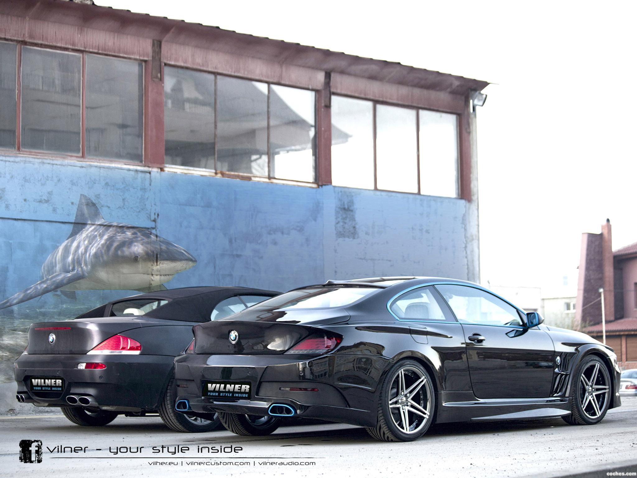 Foto 7 de BMW Serie 6