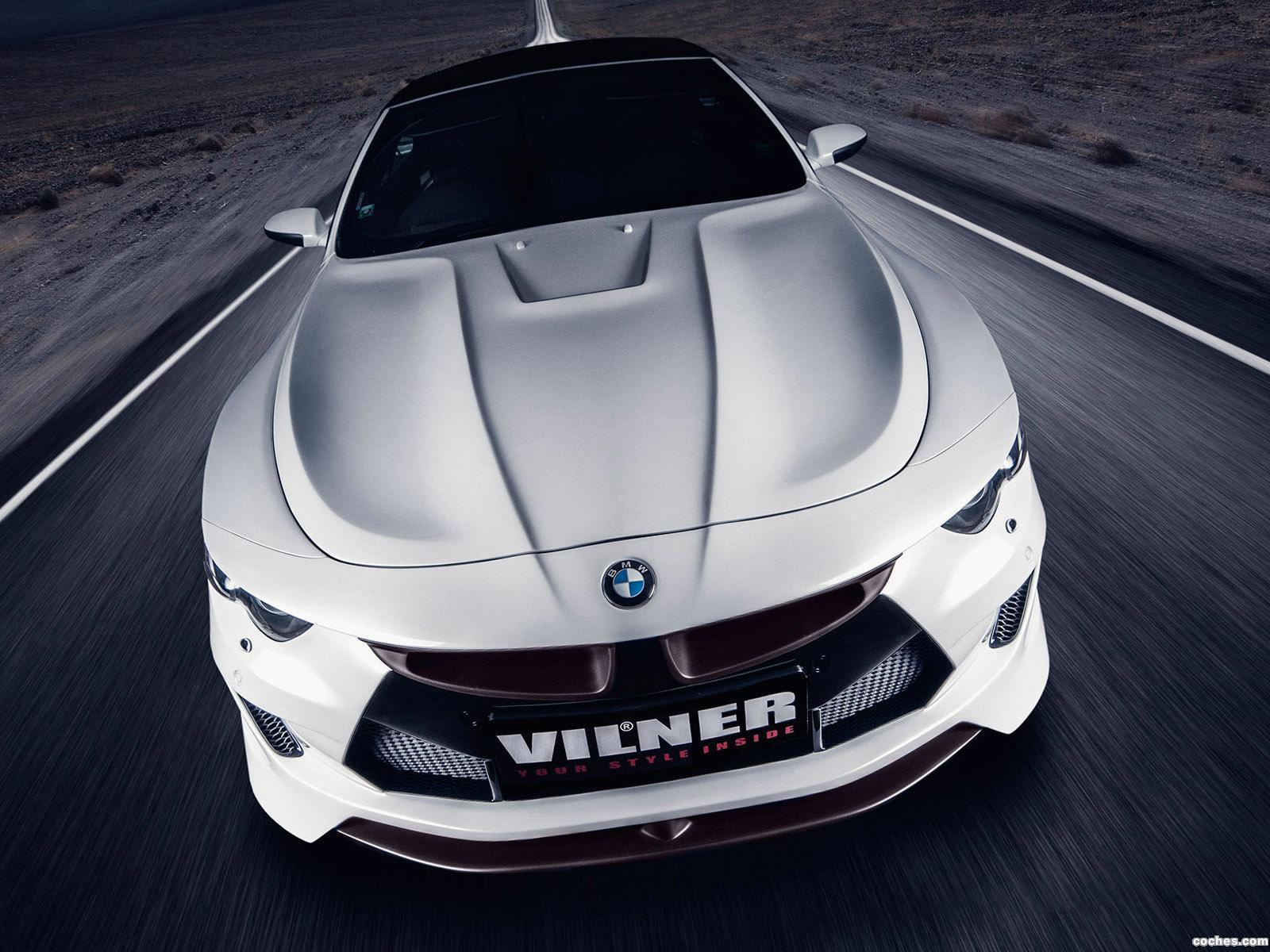 Foto 0 de BMW Vilner M6 Cabrio Stormtrooper 2014