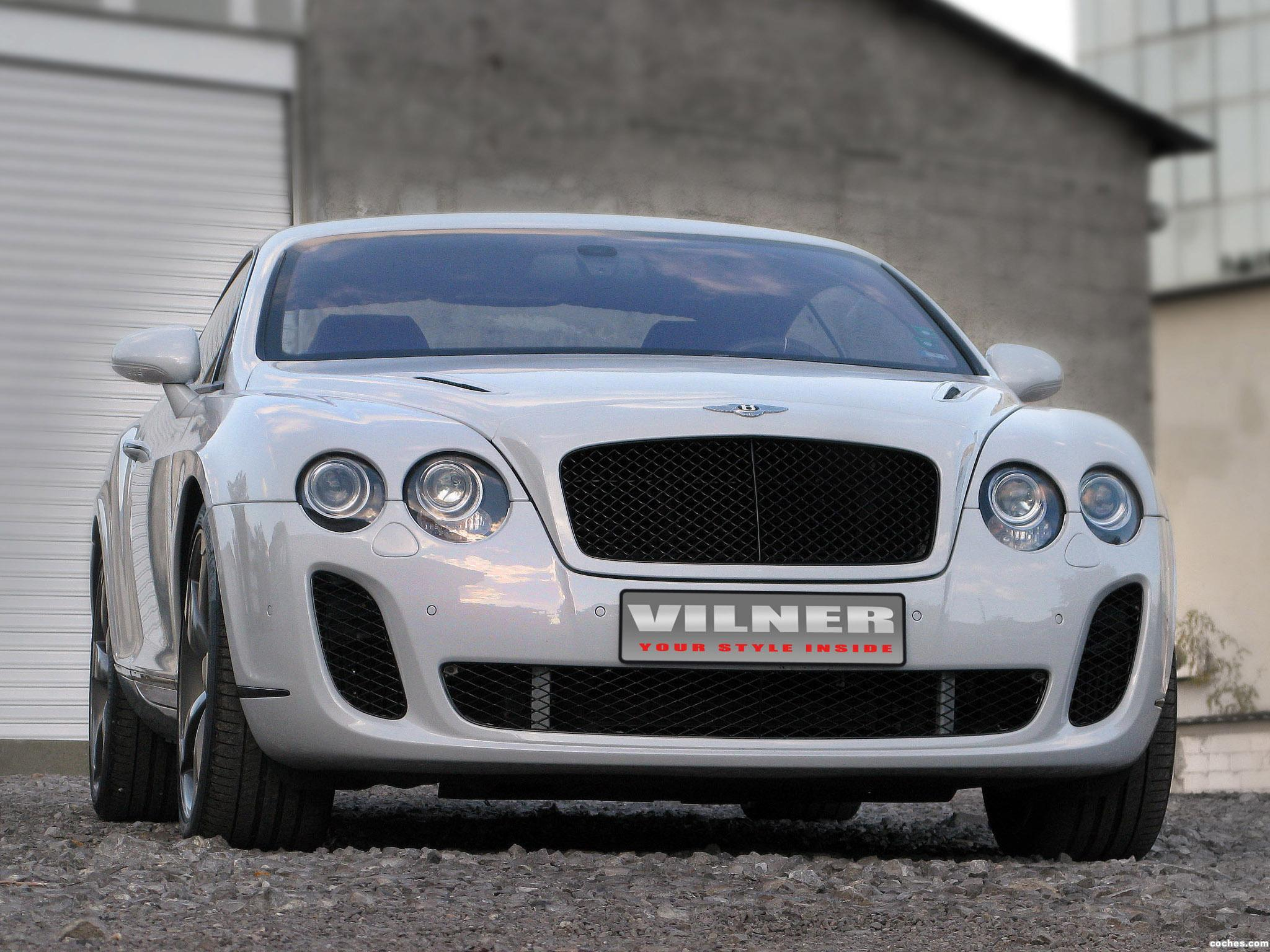 Foto 0 de Vilner Bentley Continental GT 2012