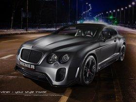 Ver foto 9 de Vilner Bentley Continental GT 2013
