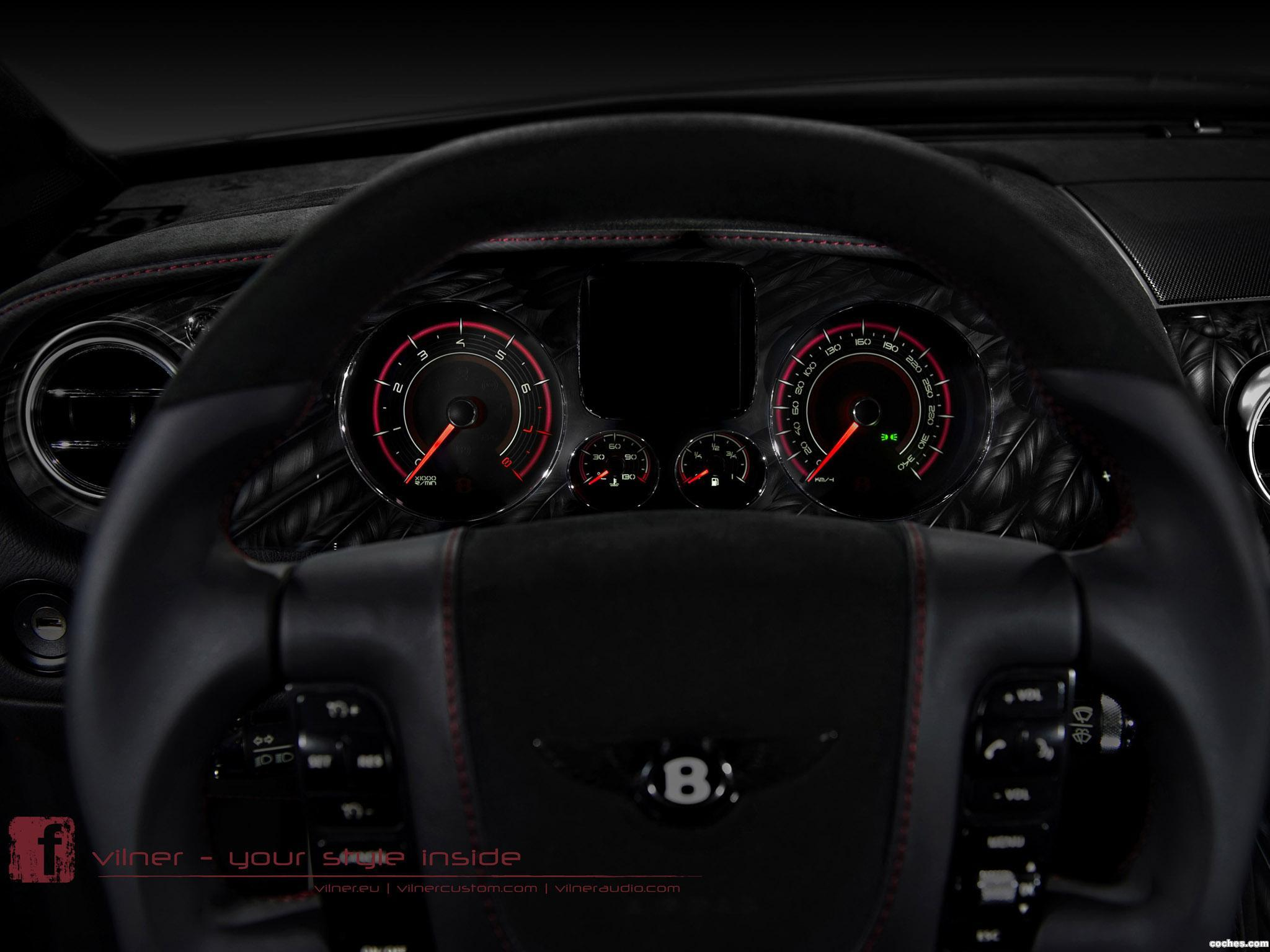 Foto 19 de Vilner Bentley Continental GT 2013