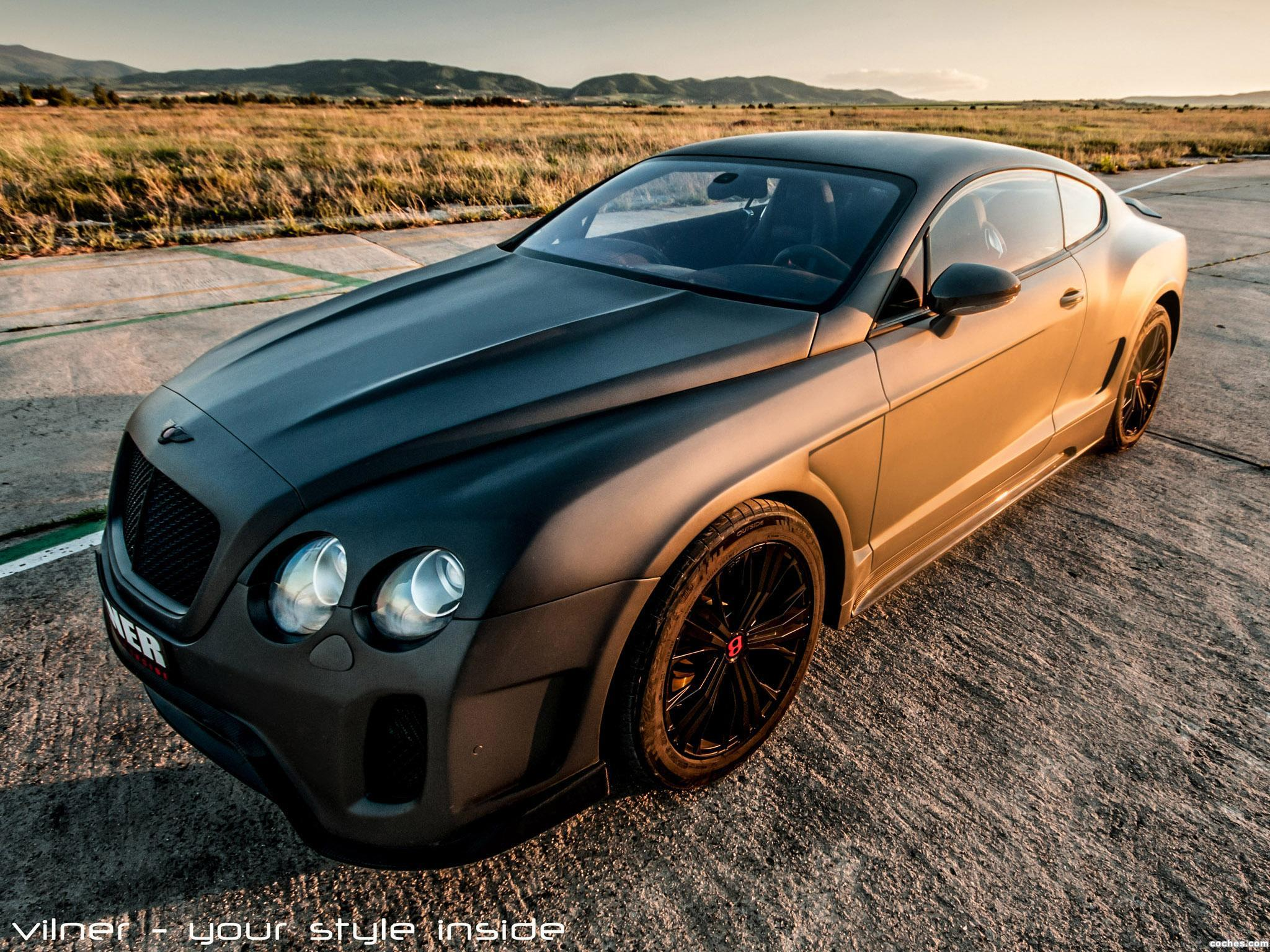 Foto 6 de Vilner Bentley Continental GT 2013