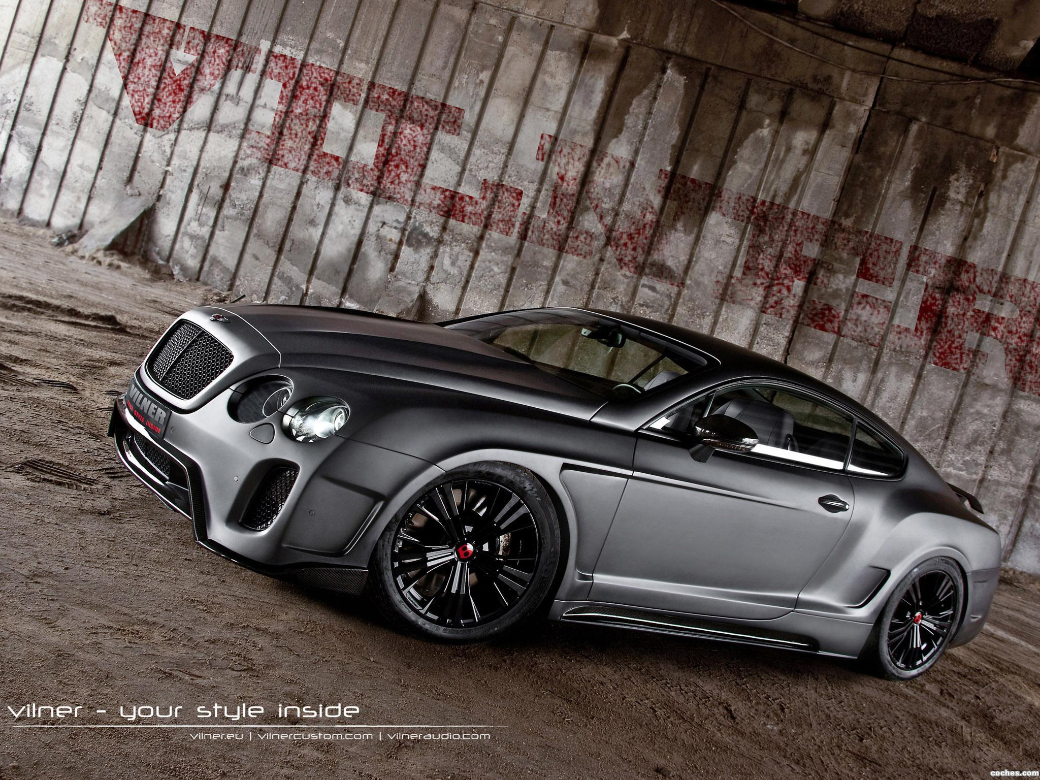Foto 5 de Vilner Bentley Continental GT 2013