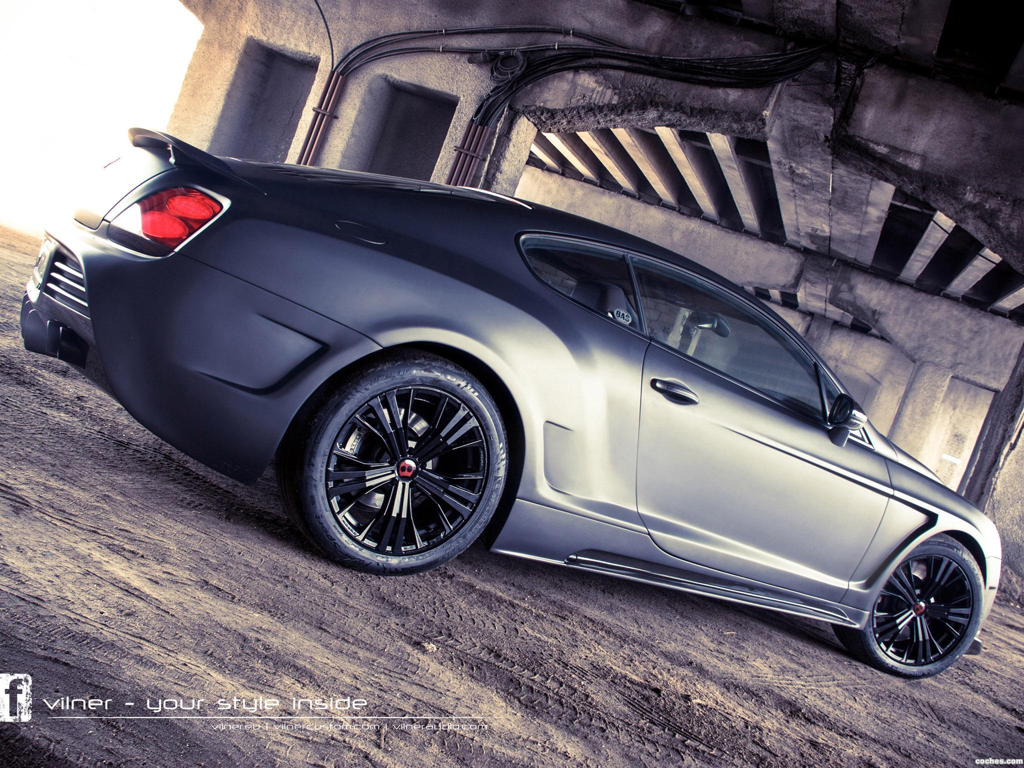 Foto 4 de Vilner Bentley Continental GT 2013