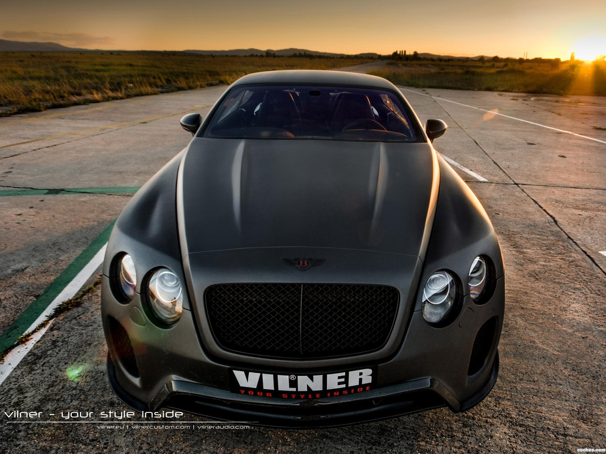 Foto 0 de Vilner Bentley Continental GT 2013