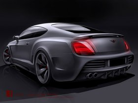 Ver foto 2 de Vilner Bentley Continental GT Design Project 2013