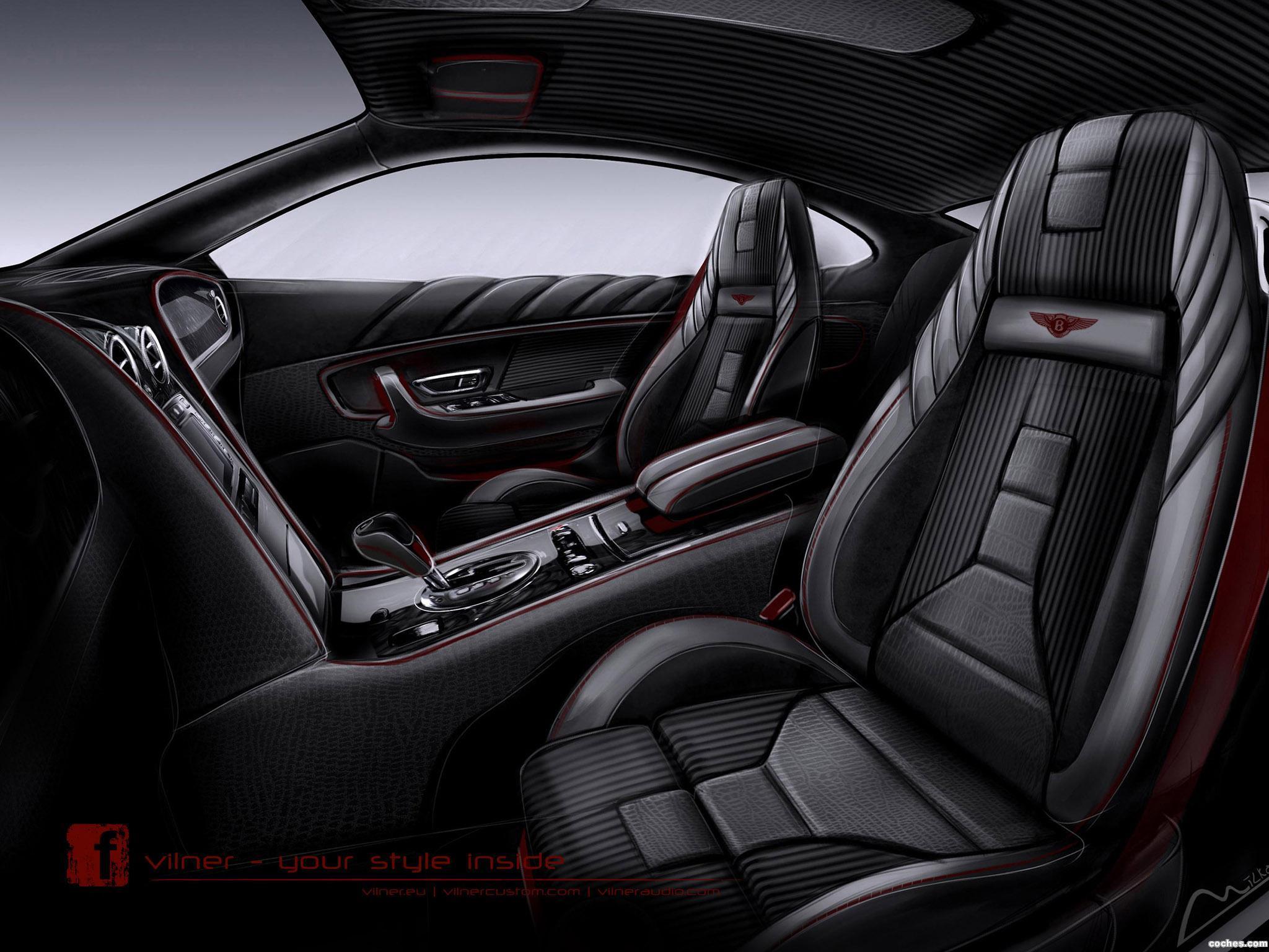 Foto 2 de Vilner Bentley Continental GT Design Project 2013