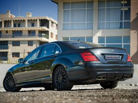 Ver foto 2 de Mercedes Vilner Carlsson Clase S S500 2012