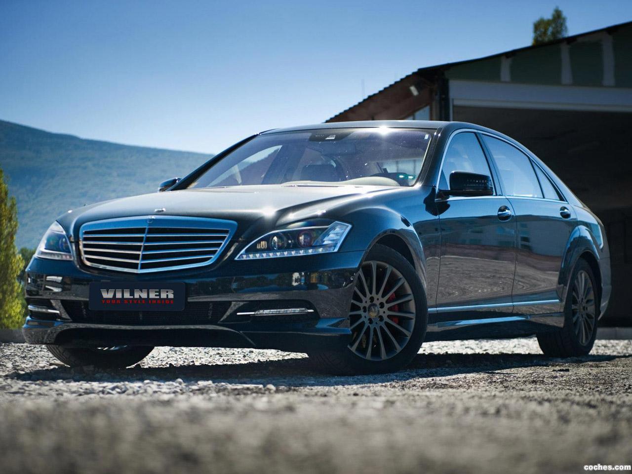 Foto 0 de Mercedes Vilner Carlsson Clase S S500 2012