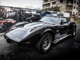 Fotos de Chevrolet Vilner Corvette Stingray 1976 C3 2013