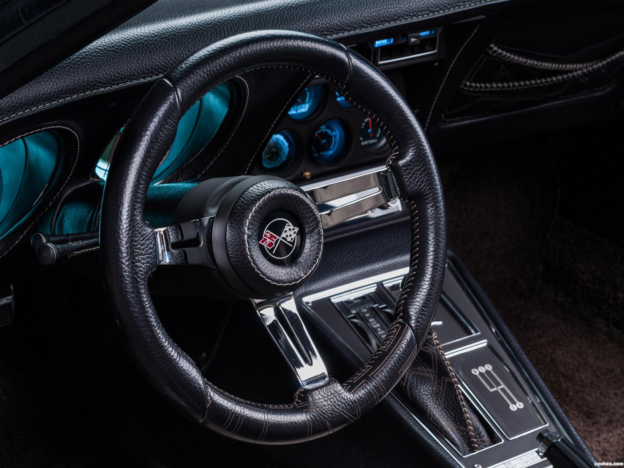 Foto 9 de Chevrolet Vilner Corvette Stingray 1976 C3 2013
