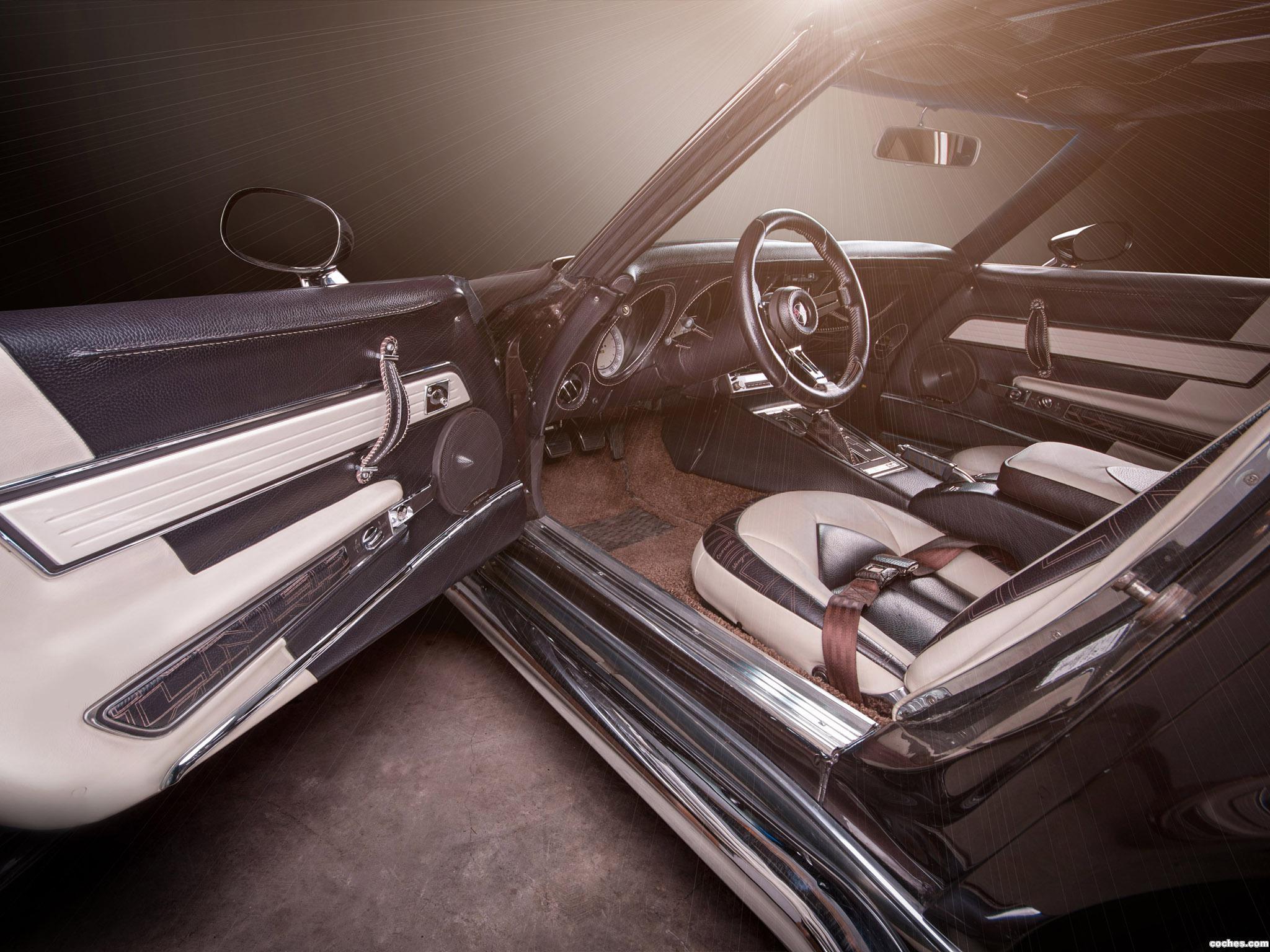 Foto 7 de Chevrolet Vilner Corvette Stingray 1976 C3 2013