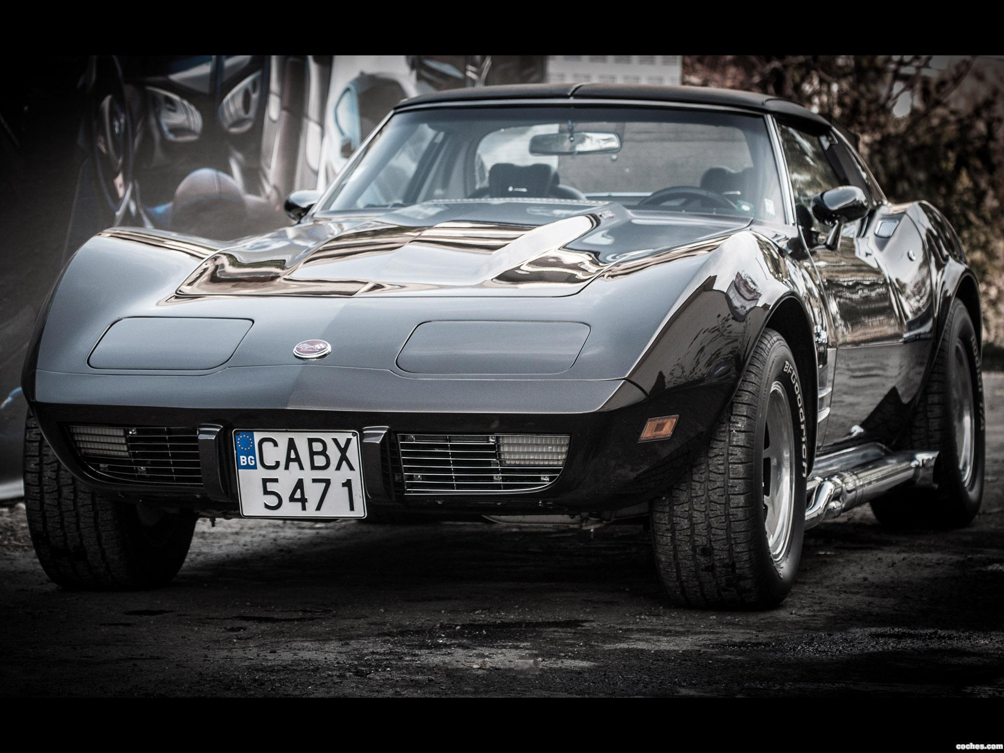 Foto 4 de Chevrolet Vilner Corvette Stingray 1976 C3 2013