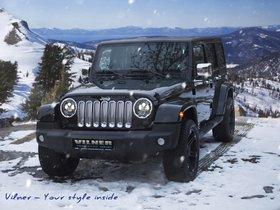 Ver foto 5 de Vilner Jeep Wrangler Sahara 2014