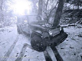 Ver foto 4 de Vilner Jeep Wrangler Sahara 2014