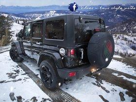 Ver foto 2 de Vilner Jeep Wrangler Sahara 2014