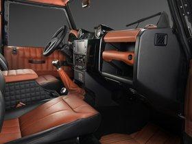 Ver foto 7 de Land Rover Vilner Defender 2012