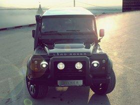 Ver foto 4 de Land Rover Vilner Defender 2012
