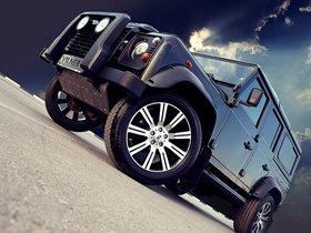 Ver foto 3 de Land Rover Vilner Defender 2012
