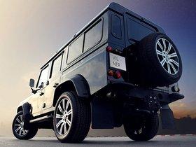 Ver foto 2 de Land Rover Vilner Defender 2012