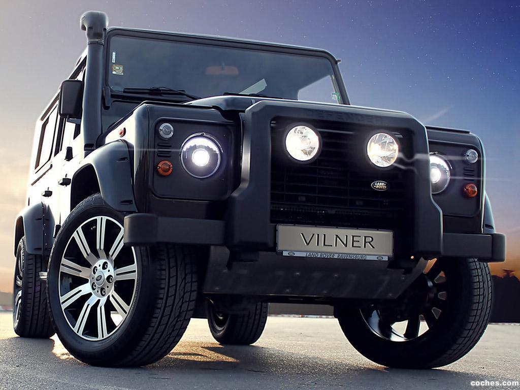 Foto 0 de Land Rover Vilner Defender 2012