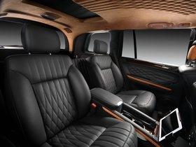 Ver foto 6 de Mercedes Vilner Clase GL 2012