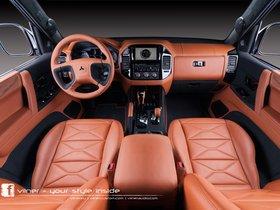 Ver foto 6 de Mitsubishi Vilner Pajero 2013