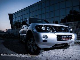 Ver foto 3 de Mitsubishi Vilner Pajero 2013
