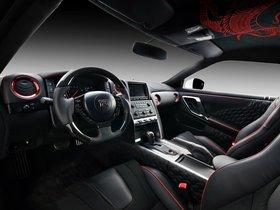 Ver foto 11 de Nissan Vilner GT-R Red Dragon 2012