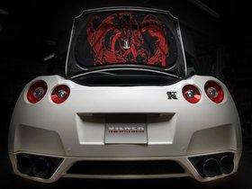 Ver foto 10 de Nissan Vilner GT-R Red Dragon 2012
