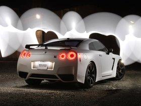 Ver foto 3 de Nissan Vilner GT-R Red Dragon 2012