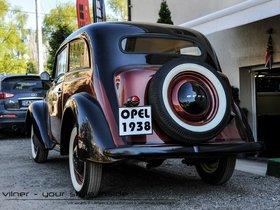 Ver foto 3 de Opel Vilner Olympia 1938 2013