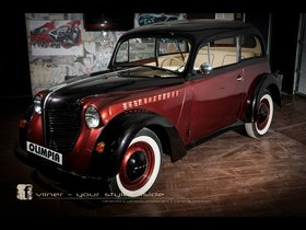 Ver foto 2 de Opel Vilner Olympia 1938 2013