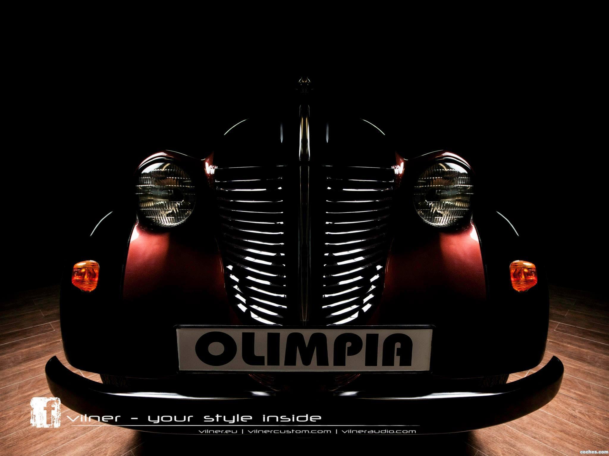 Foto 0 de Opel Vilner Olympia 1938 2013