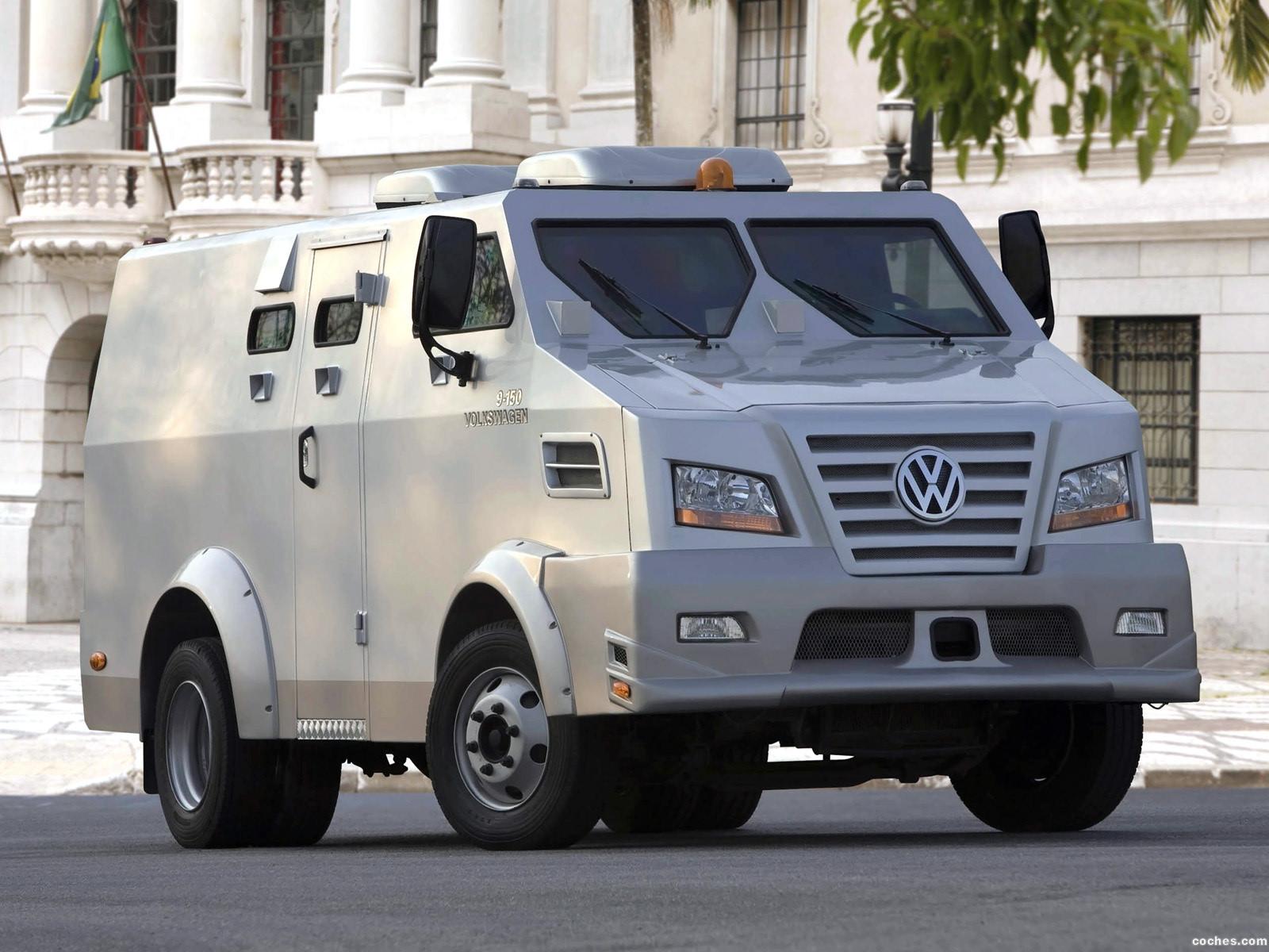 Foto 0 de Volkswagen 9.150 ECE Armored Truck 2008