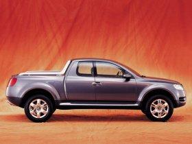 Ver foto 3 de Volkswagen AAC Concept 2000