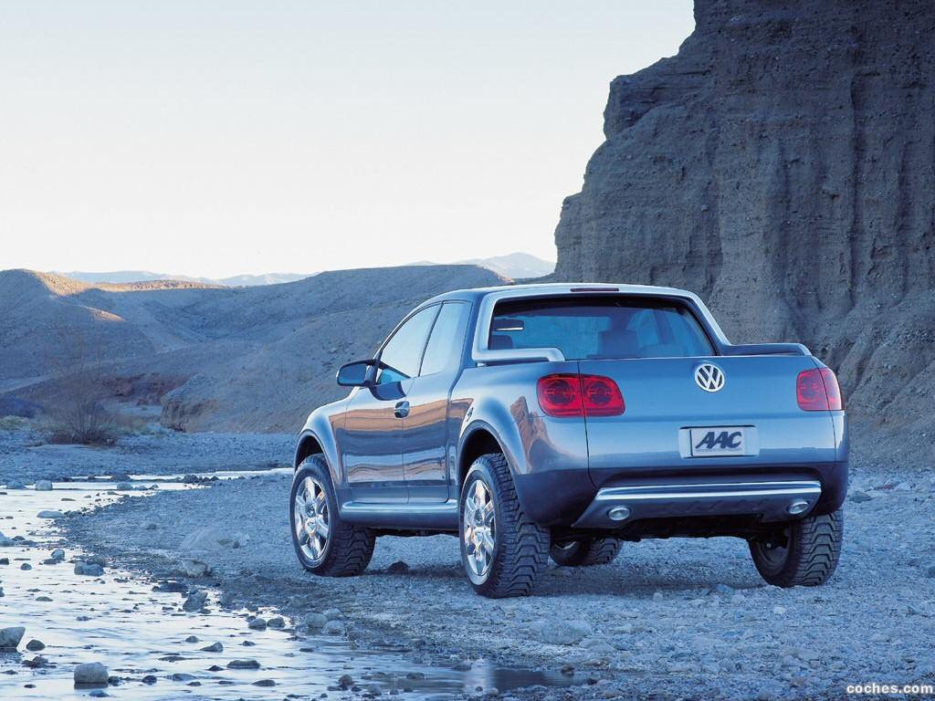 Foto 5 de Volkswagen AAC Concept 2000