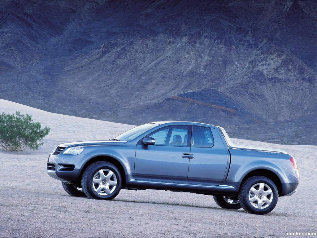 Foto 4 de Volkswagen AAC Concept 2000