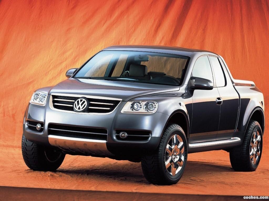 Foto 3 de Volkswagen AAC Concept 2000