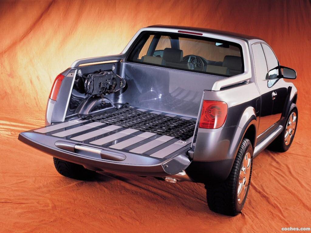 Foto 1 de Volkswagen AAC Concept 2000