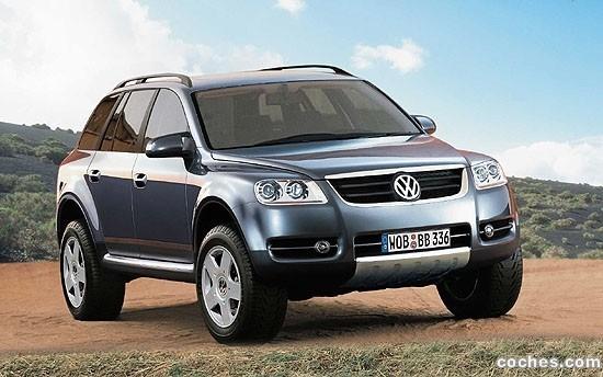 Foto 0 de Volkswagen AAC Concept 2000