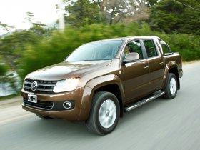 Ver foto 14 de Volkswagen Amarok Doble Cabina 2010