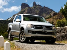 Ver foto 9 de Volkswagen Amarok Doble Cabina 2010