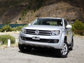 Ver foto 8 de Volkswagen Amarok Doble Cabina 2010