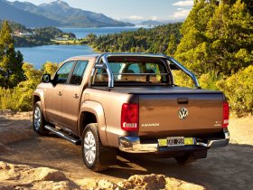 Ver foto 4 de Volkswagen Amarok Doble Cabina 2010