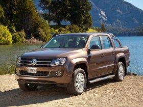 Ver foto 3 de Volkswagen Amarok Doble Cabina 2010
