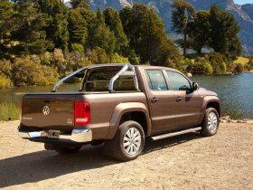 Ver foto 2 de Volkswagen Amarok Doble Cabina 2010